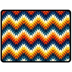 The Amazing Pattern Library Double Sided Fleece Blanket (large)  by BangZart