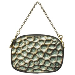 Ocean Pattern Chain Purses (two Sides)