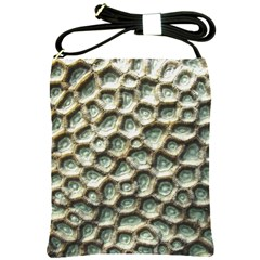 Ocean Pattern Shoulder Sling Bags
