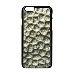 Ocean Pattern Apple Iphone 6/6s Black Enamel Case by BangZart