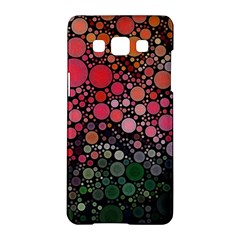 Circle Abstract Samsung Galaxy A5 Hardshell Case