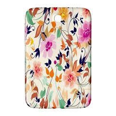 Vector Floral Art Samsung Galaxy Note 8 0 N5100 Hardshell Case  by BangZart