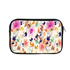 Vector Floral Art Apple Macbook Pro 13  Zipper Case by BangZart