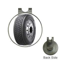 Tire Hat Clips With Golf Markers