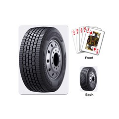 Tire Playing Cards (mini)