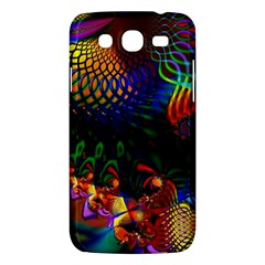 Colored Fractal Samsung Galaxy Mega 5 8 I9152 Hardshell Case  by BangZart