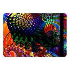 Colored Fractal Apple Ipad Pro 10 5   Flip Case