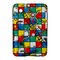 Snakes And Ladders Samsung Galaxy Tab 2 (7 ) P3100 Hardshell Case