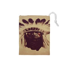 Indian Drawstring Pouches (small)