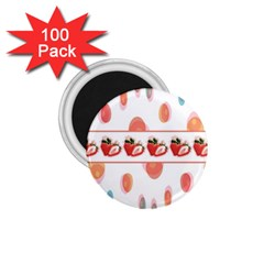 Strawberries 1 75  Magnets (100 Pack)  by SuperPatterns