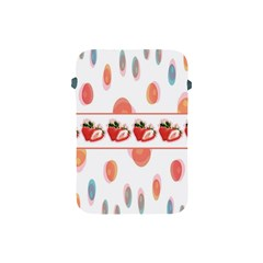 Strawberries Apple Ipad Mini Protective Soft Cases by SuperPatterns