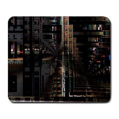 Blacktechnology Circuit Board Electronic Computer Large Mousepads by BangZart