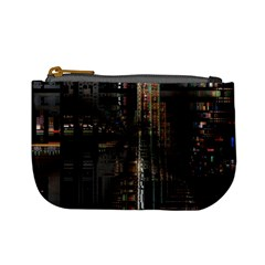 Blacktechnology Circuit Board Electronic Computer Mini Coin Purses by BangZart
