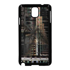 Blacktechnology Circuit Board Electronic Computer Samsung Galaxy Note 3 Neo Hardshell Case (black)
