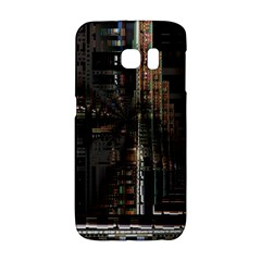 Blacktechnology Circuit Board Electronic Computer Galaxy S6 Edge by BangZart