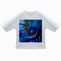 Top Peacock Feathers Infant/toddler T Shirts