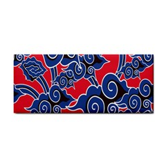 Batik Background Vector Cosmetic Storage Cases