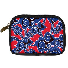 Batik Background Vector Digital Camera Cases by BangZart