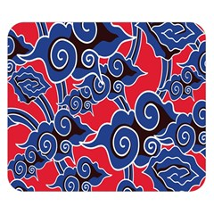 Batik Background Vector Double Sided Flano Blanket (small)  by BangZart