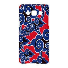 Batik Background Vector Samsung Galaxy A5 Hardshell Case
