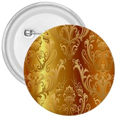 Golden Pattern Vintage Gradient Vector 3  Buttons