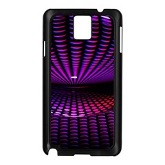 Glass Ball Texture Abstract Samsung Galaxy Note 3 N9005 Case (black)