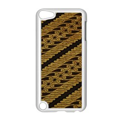 Traditional Art Indonesian Batik Apple Ipod Touch 5 Case (white)