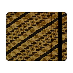 Traditional Art Indonesian Batik Samsung Galaxy Tab Pro 8 4  Flip Case by BangZart