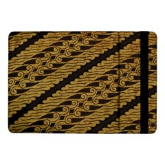 Traditional Art Indonesian Batik Samsung Galaxy Tab Pro 10 1  Flip Case