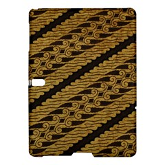 Traditional Art Indonesian Batik Samsung Galaxy Tab S (10 5 ) Hardshell Case  by BangZart