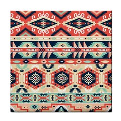 Aztec Pattern Tile Coasters by BangZart