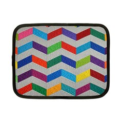 Charming Chevrons Quilt Netbook Case (small)