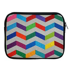 Charming Chevrons Quilt Apple Ipad 2/3/4 Zipper Cases