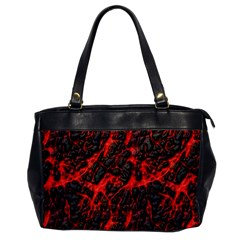Volcanic Textures  Office Handbags by BangZart