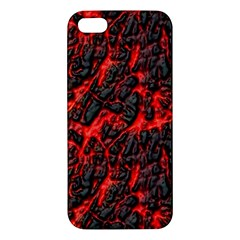 Volcanic Textures  Apple Iphone 5 Premium Hardshell Case by BangZart