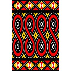 Toraja Traditional Art Pattern 5 5  X 8 5  Notebooks