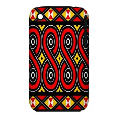 Toraja Traditional Art Pattern Iphone 3s/3gs