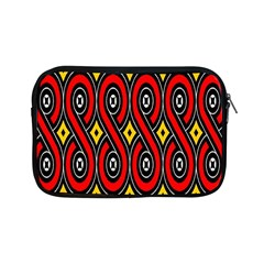 Toraja Traditional Art Pattern Apple Ipad Mini Zipper Cases