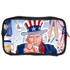 Independence Day United States Of America Toiletries Bags