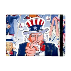 Independence Day United States Of America Apple Ipad Mini Flip Case by BangZart