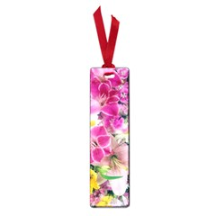 Colorful Flowers Patterns Small Book Marks by BangZart