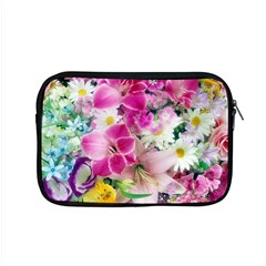 Colorful Flowers Patterns Apple Macbook Pro 15  Zipper Case