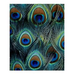 Feathers Art Peacock Sheets Patterns Shower Curtain 60  X 72  (medium)  by BangZart