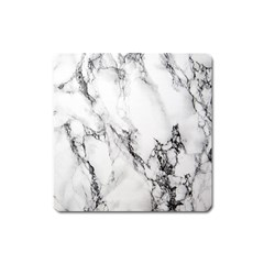 Marble Pattern Square Magnet