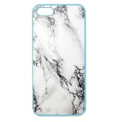 Marble Pattern Apple Seamless Iphone 5 Case (color) by BangZart