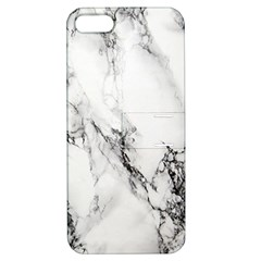 Marble Pattern Apple Iphone 5 Hardshell Case With Stand