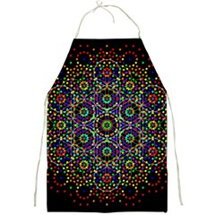The Flower Of Life Full Print Aprons