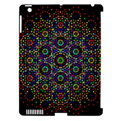 The Flower Of Life Apple Ipad 3/4 Hardshell Case (compatible With Smart Cover)