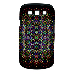 The Flower Of Life Samsung Galaxy S Iii Classic Hardshell Case (pc+silicone) by BangZart