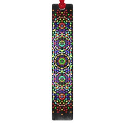 The Flower Of Life Large Book Marks